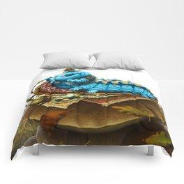 The Caterpillar Comforters