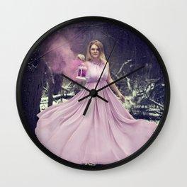 Magic latern Wall Clock