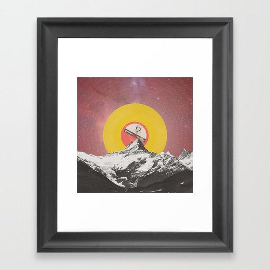Rise of the 45 Framed Art Print