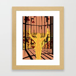 Orchestrate Framed Art Print