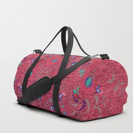FOLK PATTERN #society6 Duffle Bag