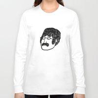 john snow Long Sleeve T-shirts featuring John. by Matheus Lopes