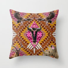▲ MATCHITEHEW ▲ Throw Pillow