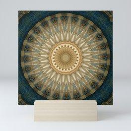 Mandala Kingdom Mini Art Print