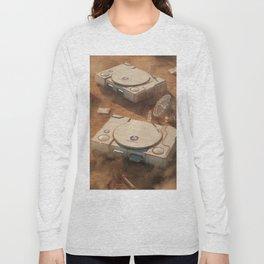 SpaceStation 1 Long Sleeve T-shirt