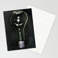 Giant Industrial Light Bulb Stationery Cards