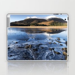Loch on the rocks. Laptop & iPad Skin