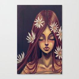 Somnia Canvas Print