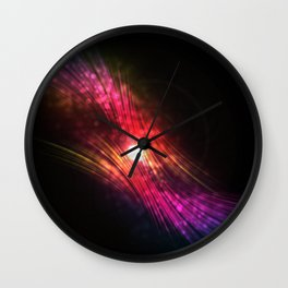 Hyperion Wall Clock