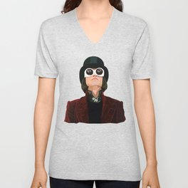 Willy Wonka Unisex V-Neck