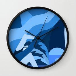 Saluti dalla Versilia Wall Clock