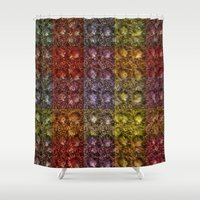 imagination Shower Curtains featuring Imagination  by DesignsByMarly