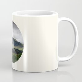 Cloudy Cliff Coffee Mug