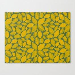 Fall. Canvas Print