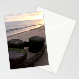The arc of sunrise Stationery Cards