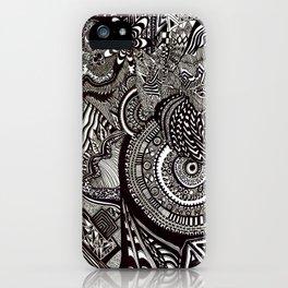 THE HIATUS CH.I iPhone Case