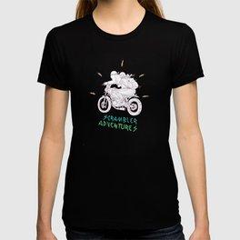 Scrambler Adventures T-shirt