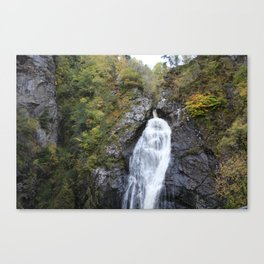 Falls of Foyers | Scotland Canvas Print