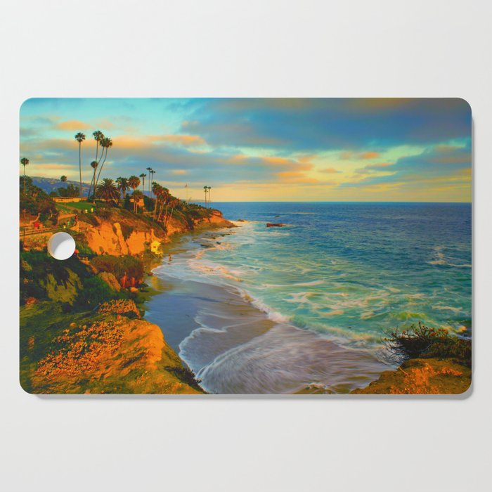 Laguna Beach California Cutting Board