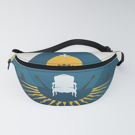 The Sun King Fanny Pack