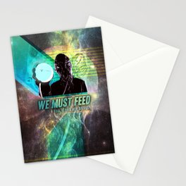 """Doctor Who: Ood - """"We must feed"""" Stationery Cards"""