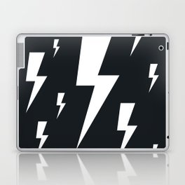 Lightning bolts Laptop & iPad Skin