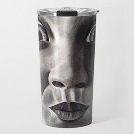The Face Travel Mug