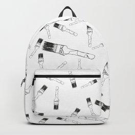 Brush Backpack