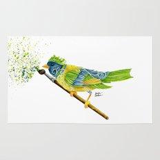 Feathers & Flecks Rug