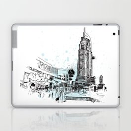 Dubai Laptop & iPad Skin