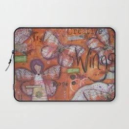 Creative Wings Laptop Sleeve