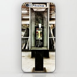 Phone Home  iPhone Skin