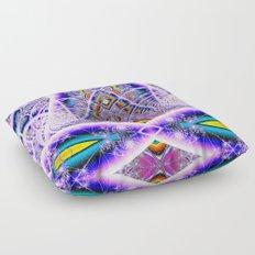 BBQSHOES: Bubbleweb Fractal 9513 Floor Pillow