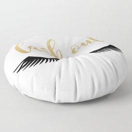 Lash Out Floor Pillow
