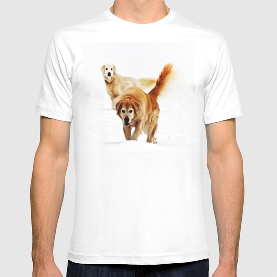 Two dogs T-shirt