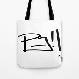 SIGNATURE LINE Tote Bag