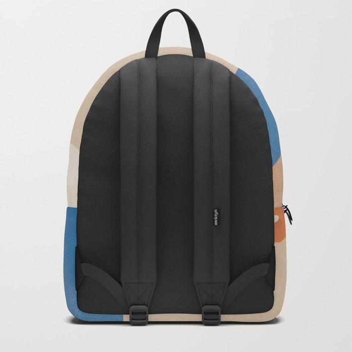 Summer Hat Backpack