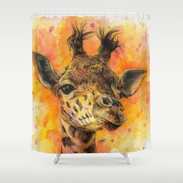 ALOOF Shower Curtain