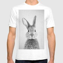 Rabbit - Black & White T-shirt