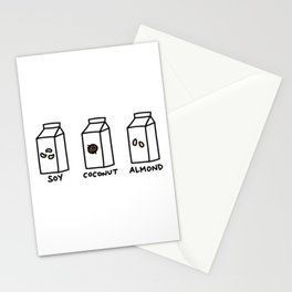 Soy Coconut Almond Stationery Cards