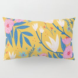 Magnolias and Camellias! Pillow Sham