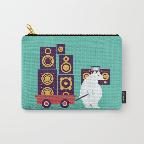Ready to Jam Carry-All Pouch
