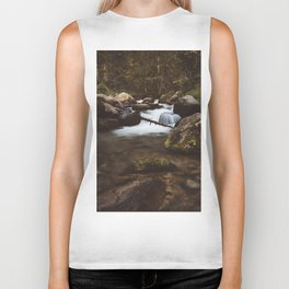 Cool & fresh - Landscape and Nature Photography Biker Tank