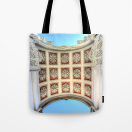 Dolmabahce Palace Istanbul Arch Tote Bag