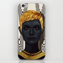 """Auros""  iPhone Skin"