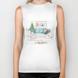 EIGHTH DAY OF CHRISTMAS WEIMS Biker Tank