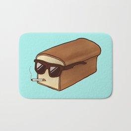 Cool Bread Bath Mat