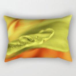 Drops 24 Rectangular Pillow