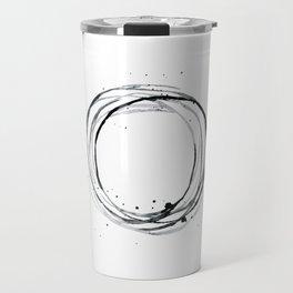 Abstract circle. Travel Mug