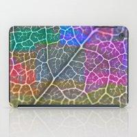 leaf iPad Cases featuring Leaf  by Latidra Washington
